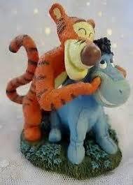 winnie the pooh tigger attacks a snowman print winnie the pooh