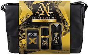 Parfum Axe edition l effet axe ultime en 礬dition limit礬e un cadeau