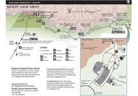 grand national park map maps grand national park u s national park service