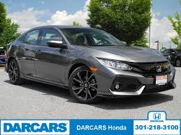 honda civic sport for sale 2017 honda civic sport for sale in bowie md shhfk7h4xhu230211