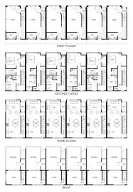 Town House Plans Townhouse Flex Plans 6700 15th Ave Nw Tolv