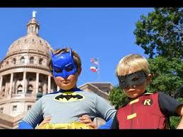 batman robin kid friendly fan video