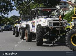 classic land cruiser malaysia 24 july 2015 toyota land stock photo 307373738 shutterstock