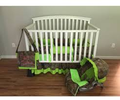 Mossy Oak Baby Bedding Crib Sets by Customized U0026 Personalized Crib Bedding Nursery Set