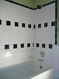 pics photos black and white bathroom designs charcoal tiled