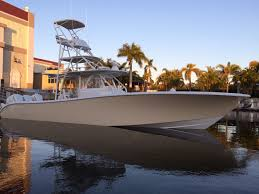 home of the offshore life regulator marine boats the seven marine 627 makes for a yacht worthy outboard how we