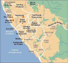 gabon in world map libreville city map libreville gabon mappery