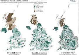 Uk Election Map by Political Landscapes Of The United Kingdom In 2017 Views Of The
