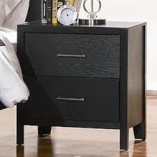 bedside stand black metal nightstands bedside tables for less overstock com