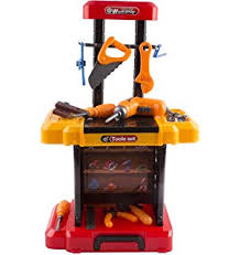 Toddler Tool Benches - amazon com little tikes tough workshop toys u0026 games