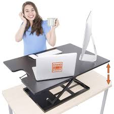 simple standing desk converter x elite pro xl36 sit stand standing desk converter steady ssud36bl 694 jpg v 1520438620