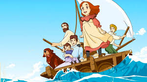 swiss family robinson anime the swiss family robinson flone of