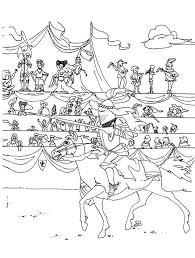 dessin chevalier a colorier az coloriage