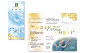 20 nice church brochure templates psd u0026 indesign