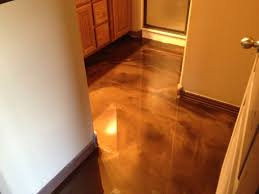 Laminate Flooring Over Concrete Slab Epoxy Over Concrete Floor Project In Bentonville Arkansas Harmon