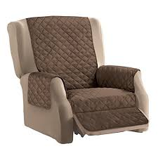 recliner slipcovers amazon com