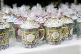 tea cup favors wedding favors tea cups topweddingsites