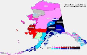 Kotzebue Alaska Map by 2012 National And State Pvi Bellwether Counties For All 50 States