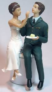 army cake toppers wedding cake toppers wedding cake toppers army