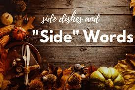 side words