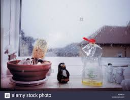 window sill and ornaments stock photo 6056504 alamy