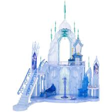 disney frozen elsa ice castle walmart