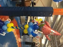 balloons for spongebob squarepants movie the balloon guy