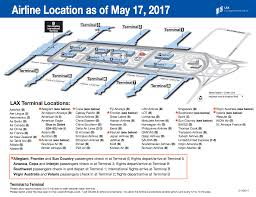 Miami International Airport Terminal Map by Delta And 19 Airlines Will Move Terminals At Lax In May