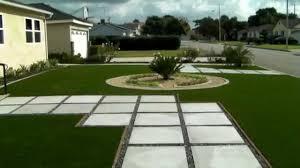 front yard concrete ideas full size download diy stone garden