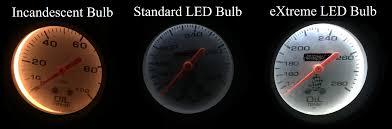 dashboard led light bulbs extreme led gauge bulb led foot products