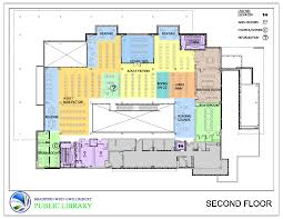 floorplan bradford west gwillimbury public library