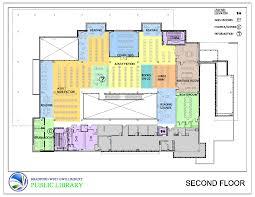 Floor Plan For Kids Floorplan Bradford West Gwillimbury Public Library