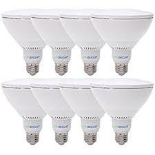 75 watt led light bulbs viribright 75 watt equivalent par38 led flood light bulb dimmable