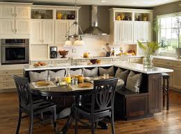 Kitchen Island Styles Kitchen Island With Seating Designs In Various Styles Home