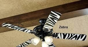 zebra print ceiling fan ceiling fans zebra ceiling fan zebra print ceiling fan blades