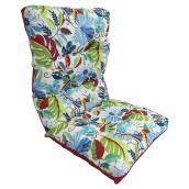 High Back Patio Chair Cushion Patio U0026 Outdoor Furniture Patio Cushions And Pillows Rona