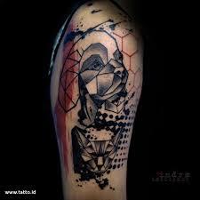 gambar tato kartun di lengan inspirasi gambar tato mesin 2017 tatto