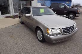 1995 mercedes s class 1995 mercedes s class s 320 lwb 4dr sedan in grand rapids mi