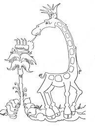 imagenes de jirafas bebes animadas para colorear dibujos de cumpleaños para colorear y pintar