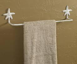 amazon com park designs starfish towel bar 24