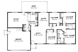 house plans 1 one rectangular house plans fresh house plans 1 floor house