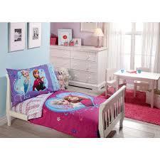 toddler bedroom sets for girl children bedroom ideas with disney frozen 4 piece toddler bedding