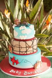 vintage airplane baby shower stunning cake from a vintage airplane baby shower party see more