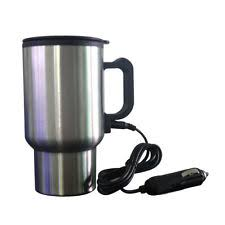 heated coffee mug 12v retro heated car travel mug thermal insulated cup coffee tea