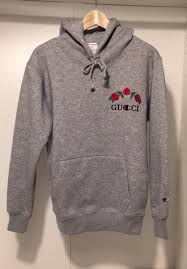 gucci x champion hoodie brand new u2013 vip apparel shop
