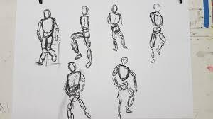 week 6 u2013 figure drawing 2 structure u2013 i160004