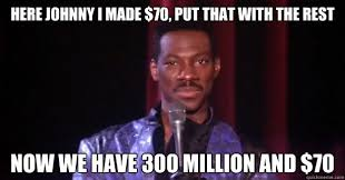 Vengeance Dad Meme Generator - but what have you done for me lately eddie murphy raw quickmeme