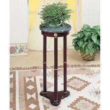 plant stand pedestal pots for plants planters patio outdoor