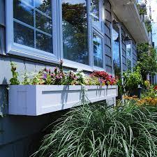 Window Boxes Planters by Solera Self Watering Window Box Planters
