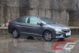 review 2018 honda city 1 5 vx navi carguide ph philippine car